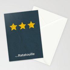 Pixar's Ratatouille Stationery Cards