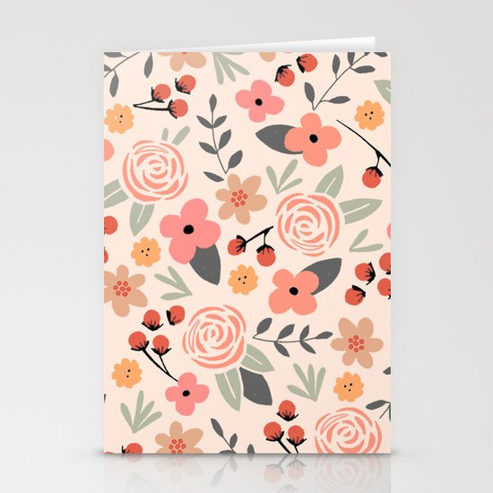 FLOWER FEST Stationery Cards