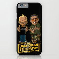 Unspoken Telepathy Slim Case iPhone 6s
