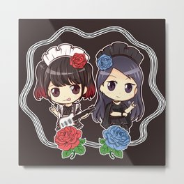 BAND-MAID 2020 Metal Print