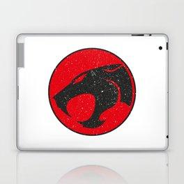 Thundercats worn logo Laptop & iPad Skin