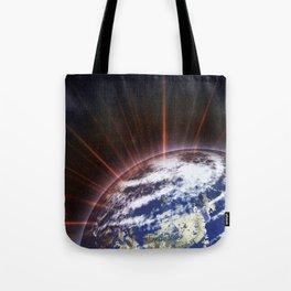 Earthview Tote Bag