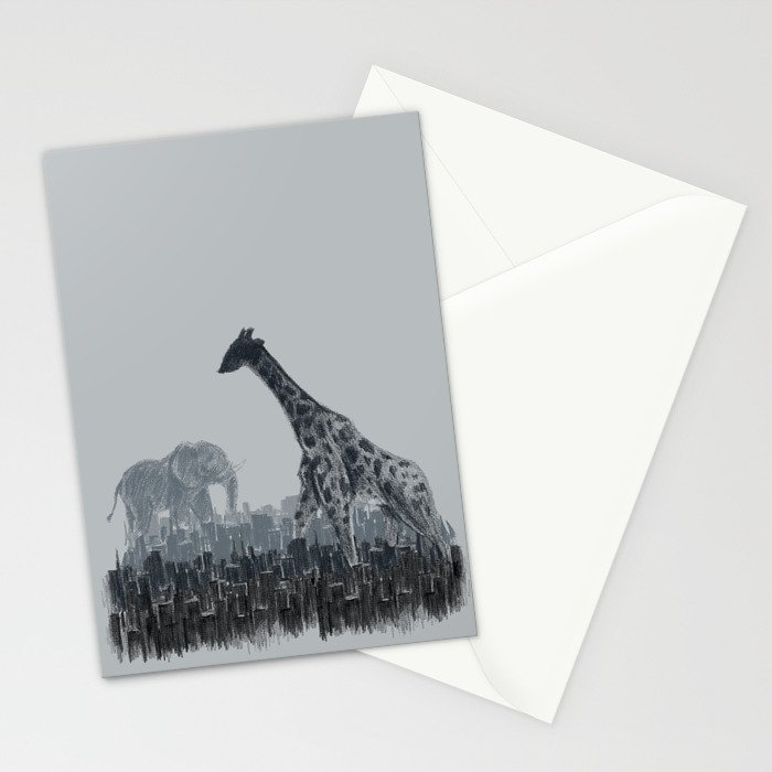 The Tall Grass Stationery Cards