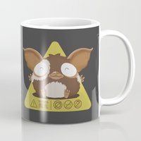 gizmo Mugs featuring gizmo by Eva Puyal