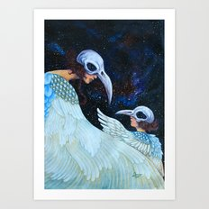 Lullaby of Flight Art Print