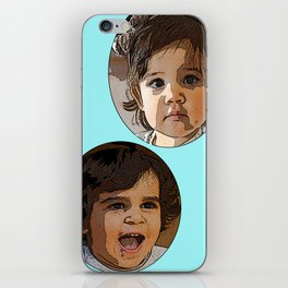 Kids iPhone Skin