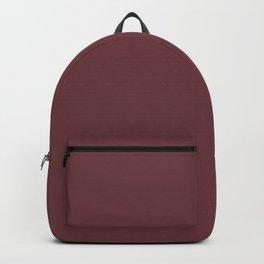 SOLID MAUVE COLOR Backpack