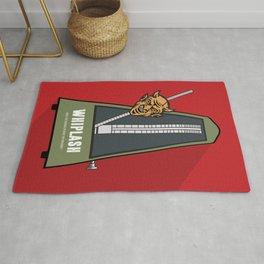 Whiplash - Alternative Movie Poster Rug