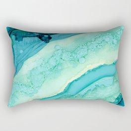 Thermal Spring Rectangular Pillow