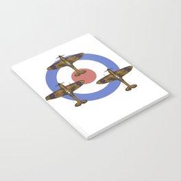 RAF Spitfires Notebook
