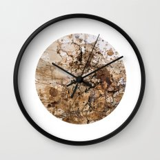 like a puppet on a string Wall Clock