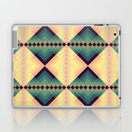 Opposites 02 Laptop & iPad Skin