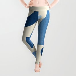 Abstract Shapes 38 Leggings