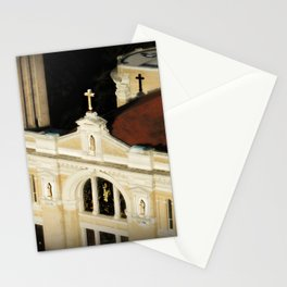 St James Cathedral Seattle WA Stationery Cards
