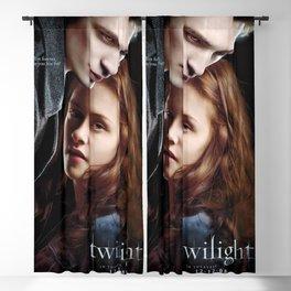 Twilight Movie Poster - Classic 00's Vintage Wall Film Art Print Blackout Curtain