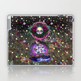 Black Forest Bride Laptop & iPad Skin