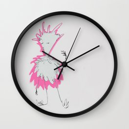 Hiccup Wall Clock