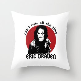 Eric Draven v2 Throw Pillow