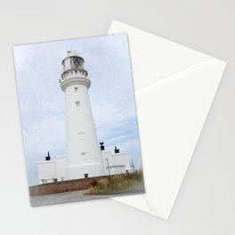 Flamborough Head lighthouse Stationery Cards