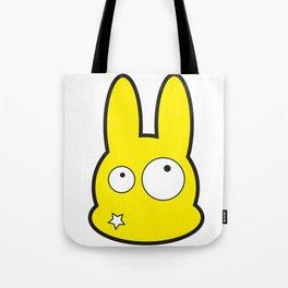 Bunny Star Tote Bag