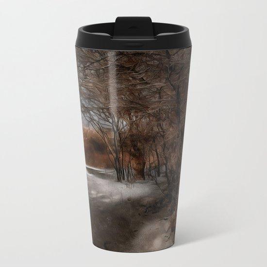 Danube II Metal Travel Mug