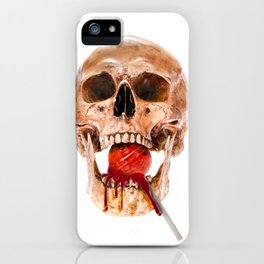 Just as sweet iPhone Case