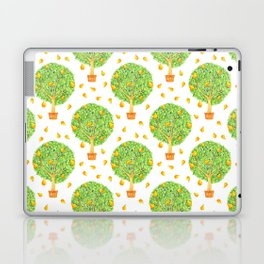 Pear Tree Pears Pattern Laptop & iPad Skin