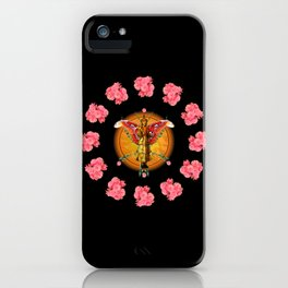 Deity II iPhone Case