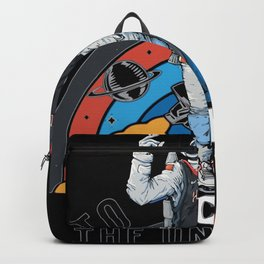 Rocket Into Space Backpack