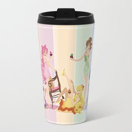 Sailor Moon Pinup - Cupcakes Travel Mug