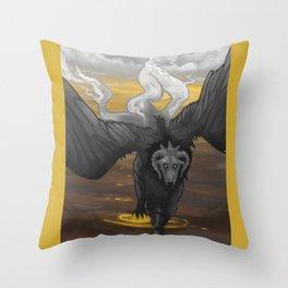 Okuri Throw Pillow