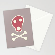 Pirates of Steaks Stationery Cards