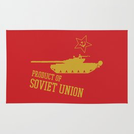 T-72 (Product of SOVIET UNION) Rug