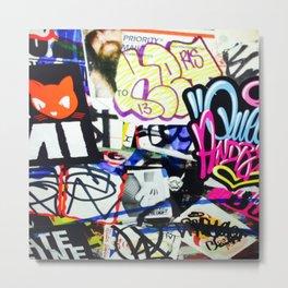 grafiti v.5 Metal Print