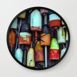 Float on a wall, Cape Cod Wall Clock