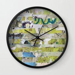Flag - ONE Wall Clock