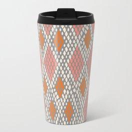 Peachy Python Travel Mug