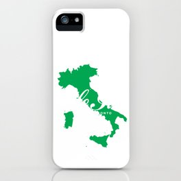 Little Italy iPhone Case
