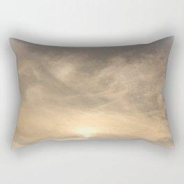 Dreamy Night Sky Rectangular Pillow