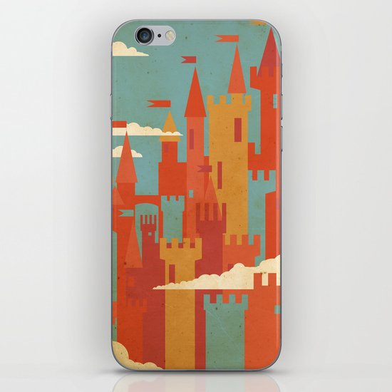 Castles  iPhone & iPod Skin