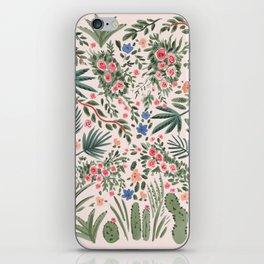 Desert Palm iPhone Skin