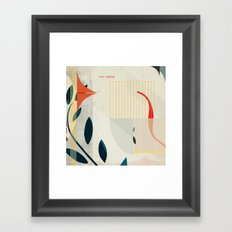 January 28, 2011 Framed Art Print