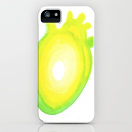 Season of the Heart: Spring iPhone Case