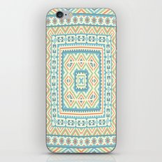 Square pattern  iPhone & iPod Skin
