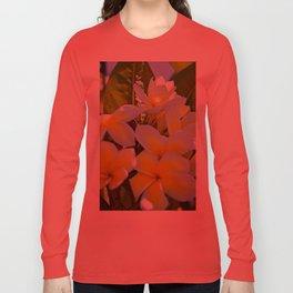 Tropical Garden2 Long Sleeve T-shirt