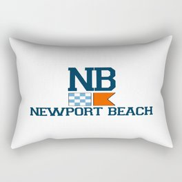 Newport RI Rectangular Pillow