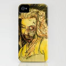 Zombie Slim Case iPhone (4, 4s)