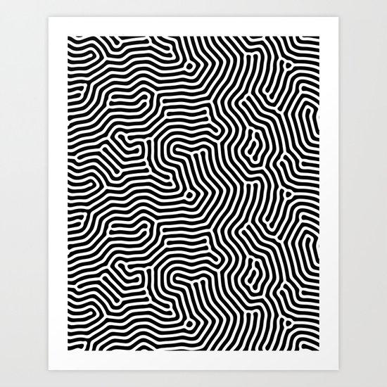Devin Reyes Art Print