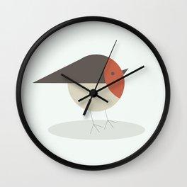 Little Robin Wall Clock