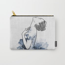 Flowery soul. Carry-All Pouch